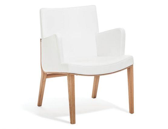 Moritz Arm Chair Oak