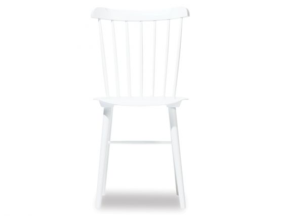 White Ironica Chair