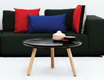 Black Tablo Table Large by Nicholai Wiig Hansen for Normann Copenhagen image
