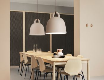 Sand Bell Pendant Lamp by Andreas Lund & Jacob Rudbeck for Normann Copenhagen image