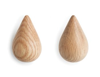 Natural Dropit Hooks by Asshoff & Brogard for Normann Copenhagen image