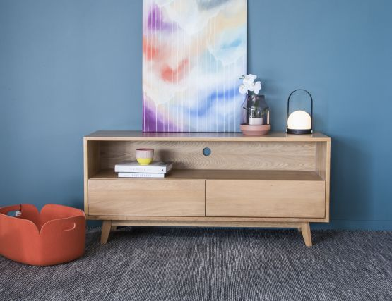 Copenhagen_Oak TV Cabinet