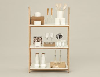 One Step Up Low by Francis Cayouette for Normann Copenhagen image