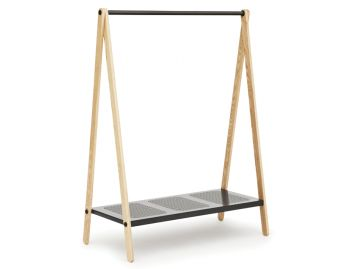 Grey Large Toj Clothes Rack by Simon Legald for Normann Copenhagen image