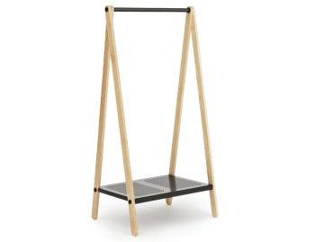 Grey Small Toj Clothes Rack by Simon Legald for Normann Copenhagen image