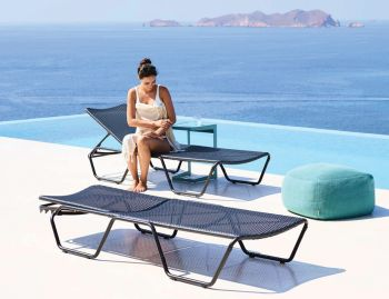 Cape Sunlounge by Strand & hvass For Cane-line image