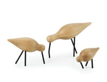 Black Shorebird by Sigurjon Palsson for Normann Copenhagen image