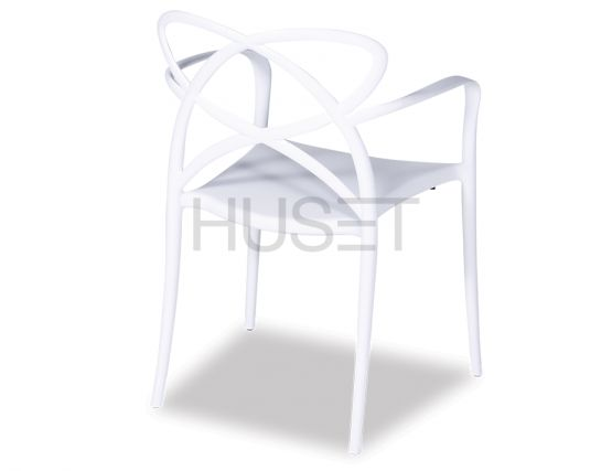 Great Chair White I Like It