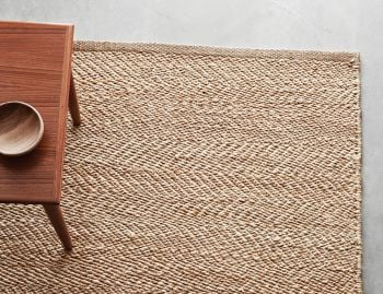 Serengeti Jute Natural and Ivory Rug by Armadillo image