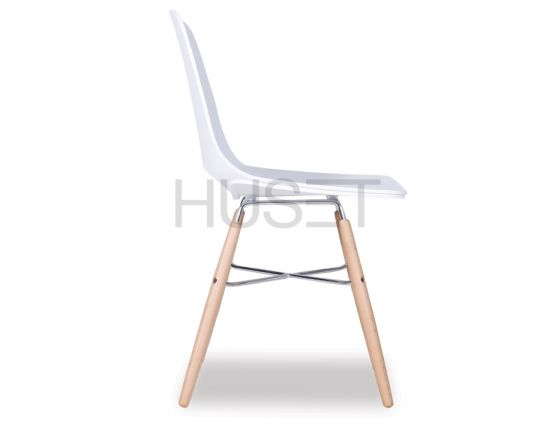 Side Angled Chair Design