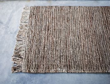 Sahara Weave Jute Natural Entrance Door Mat by Armadillo image