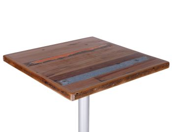 Uniq Australian Made Wood Table Top with Solid Edge (Minimum Order 5) image