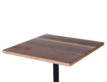 Uniq Australian Made Wood Table Top with Exposed Edge (Minimum Order 5) image