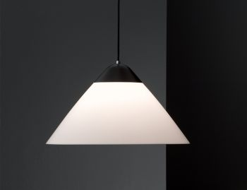 Opala Pendant Black by Hans Wegner for Pandul image