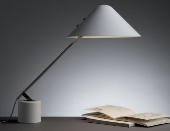 VIP Swing Table Lamp by Joergen Gammelgaard for Pandul image