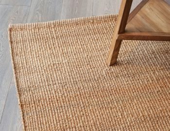 Nest Jute Weave Natural Rug by Armadillo&Co image