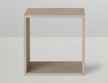 Stacked Shelf Medium Oak by JDS Architects for Muuto  image