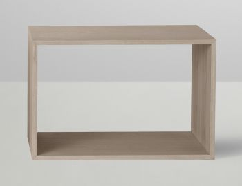 Stacked Shelf Large Oak by JDS Architects for Muuto image