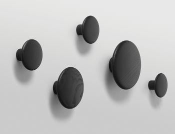 Black The Dots (Individual) by Lars Tornoe for Muuto  image