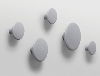 Grey The Dots (Individual) by Lars Tornoe for Muuto  image