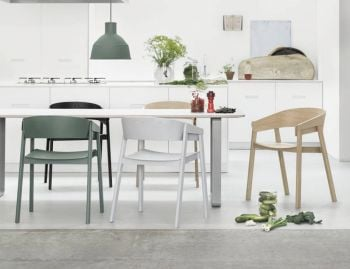 Grey 70/70 Table by TAF Architects for Muuto image