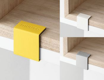 Stacked Clip Set of 5 by JDS Architects for Muuto image