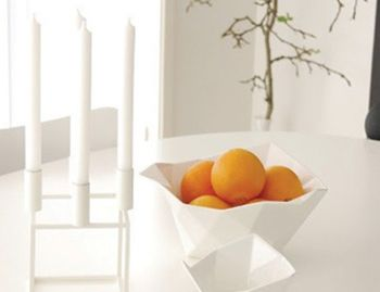 Crushed Bowl by Julien De Smedt for Muuto  image