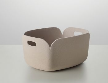 Sand Restore Basket by Mika Tolvanen for Muuto  image