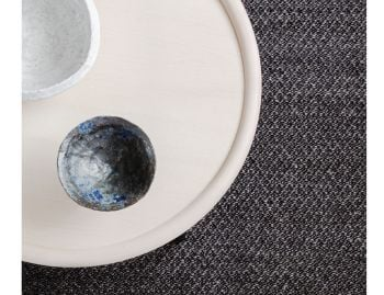 Sherpa Weave Charcoal Rug by Armadillo & Co image