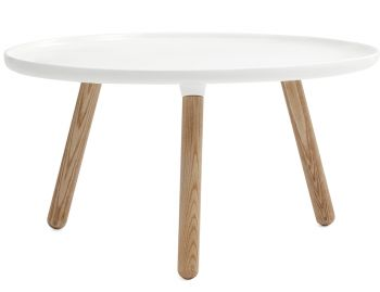 White Tablo Table Large by Nicholai Wiig Hansen for Normann Copenhagen image