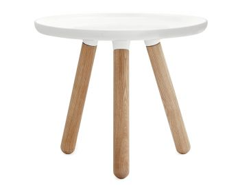 White Tablo Table Small by Nicholai Wiig Hansen for Normann Copenhagen image