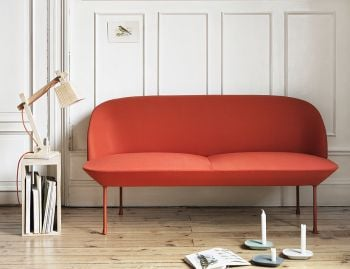 Oslo 2 Seater Sofa by Anderssen & Voll for Muuto image