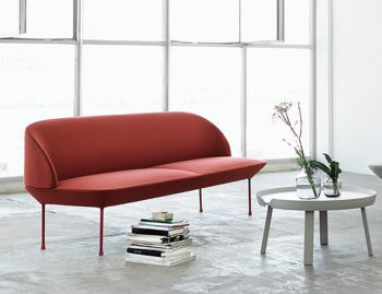 Oslo 3 Seater Sofa by Anderssen & Voll for Muuto image