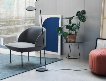 Oslo Lounge Chair by Anderssen & Voll for Muuto image
