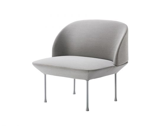Oslo Chair Grey