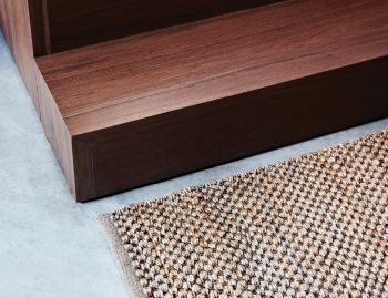 Terrain Weave Natural Entrance Mat by Armadillo & Co image