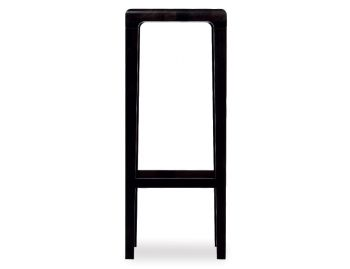 Black Rioja Bar Stool by Lounge Design Group for TON image