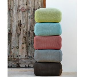 Divine Foot Stool by The Cane-line Design Team For Cane-line image
