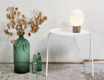 JWDA Concrete Table Lamp for Menu image
