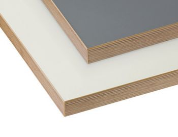 James Plywood Laminate Indoor Cafe Table Top  image