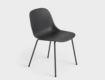 Fiber Side Chair with Tube Base by Iskos Berlin for Muuto image