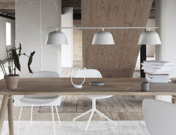 White Ambit Rail by TAF Architects for Muuto image