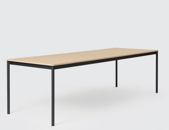 Oak Base Table by Mika Tolvanen for Muuto image