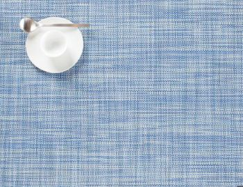 Placemat Mini Basketweave in Chambray by Chilewich image