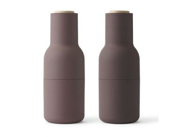 Bottle Grinder Set Purple by Norm Architects for Menu image