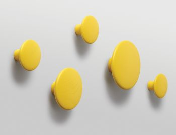 Yellow The Dots (Individual) by Lars Tornoe for Muuto image