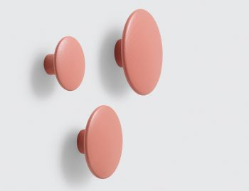 Dusty Pink The Dots (Individual) by Lars Tornoe for Muuto image
