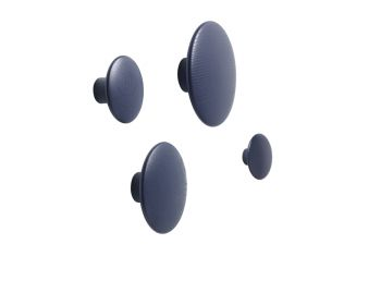 Midnight Blue The Dots (Individual) by Lars Tornoe for Muuto image