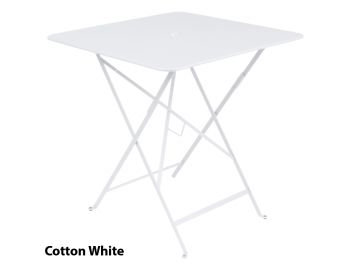 Bistro Folding Square Table 71 x 71cm by Fermob image