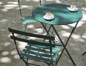 Bistro Folding Round Table 60cm by Fermob image